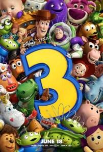 Toy Story 3 la primera película animada en ganar $1 billón de dolares