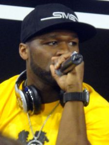 50 cent (Picture by Pop Culture Geek)