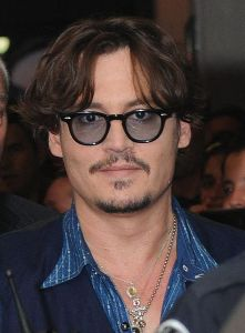Johnny Depp (Picture by Vanessa Lua)