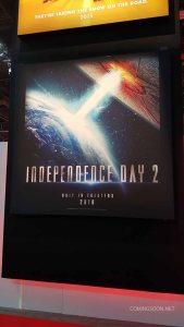 Poster oficial de la película revelado durante el Licensing expo ID2 poster (Picture by Silas Lesnick from comingsoon.net)