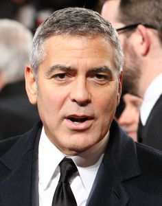 George Clooney (Picture by Paul Bird)