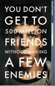 Social network film poster