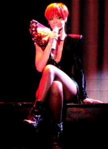 Rihanna. (Foto tomada /Picture taken by Jenn Cooper)