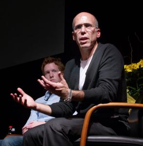 Jeffrey Katzenberg (Picture from James Jeffrey from San Jose, CA)
