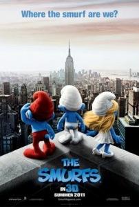Confirmado: Los Pitufos II/The Smurfs II (2013)