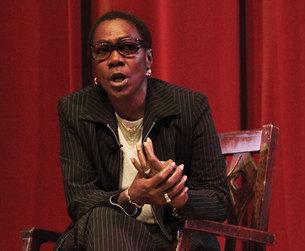 Afeni Shakur (La Sra Madre de Tupac)