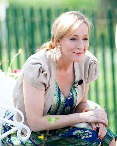J.K Rowling, la creadora/autora de la saga de Harry Potter (Picture by Daniel Ogren)
