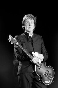 Ex- Beatle Paul McCartney (Picture by Oli Gill)