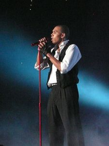 Chris Brown (Picture by Gemma Mary)