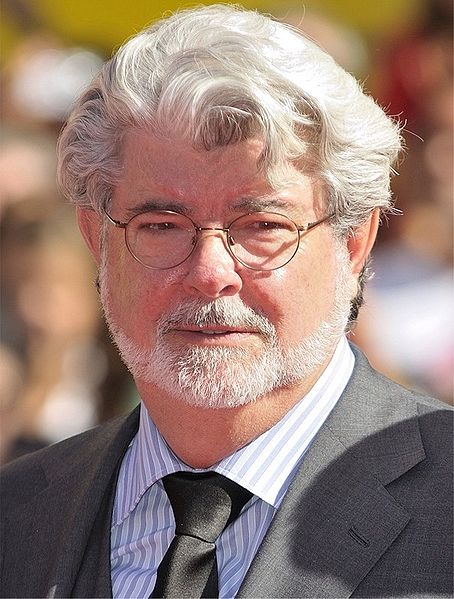 George Lucas (Picture by Nicolas Genin from Paris, France)