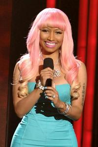 Nicki Minaj (Picture from Nicki Minaj's Official Facebook)