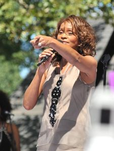 Whitney Houston (Picture by asterix611 (Asterio Tecson) at Flickr)
