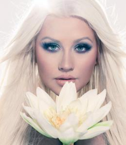 Christina Aguilera (Picture from her official website)