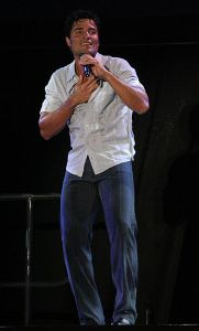 Chayanne (Foto por Jorge Mejia Peralta from Managua, Nicaragua)