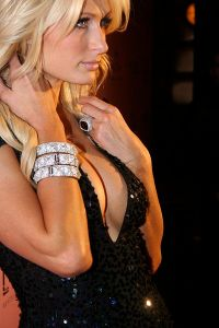 Paris Hilton (Picture by Joella Marano)