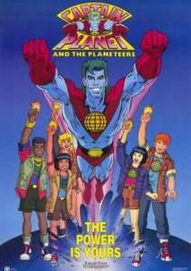 Capitán Planeta y los Planetarios (1990)