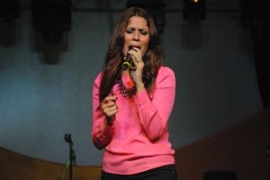 Sheila Romero (Foto por SoundCinemas/Gabriel Rodríguez Acevedo)