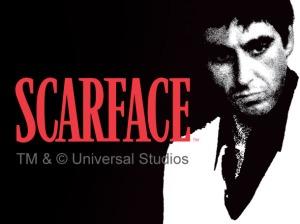 Scarface (Cara Cortada) 1983