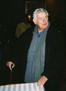 Sid Bernstein (Picture by Steven Maginnis)