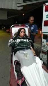 La cantante Ana Isabelle fue hospitalizada al sentirse mal de salud.  (Foto tomada del Facebook oficial de IDOL KIDS PR)