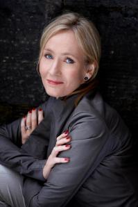 J.K Rowling (Picture by Debra Hurford Brown)