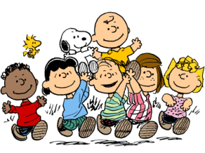 Rabanitos (Peanuts) Promotional artwork from the Official Peanuts website at http://www.snoopy.com/comics/peanuts/meet_the_gang/index.html Art by Charles Schulz. This picture is also used on the cover of the Peanuts Anniversary Treasury. PEANUTS © 2005, United Feature Syndicate, Inc.