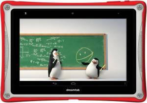 """""""Hora de aprender"""" en la tablet de Dreamworks """"Dreamtab"""""""