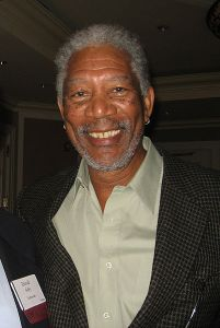 Morgan Freeman (Picture by David Sifry)