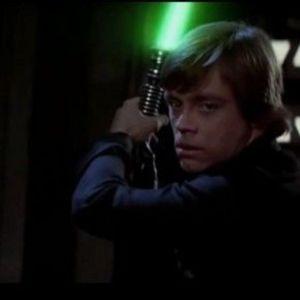 Luke Skywalker en el