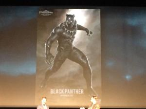 Black Panther (TwItter-Moviefone)