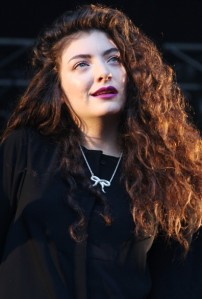 Lorde (Picture by Annette Geneva)