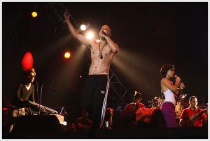 Calle 13 (Picture by Libertinus Yomango)