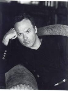 Michael Keaton (Foto tomada de su twitter oficial)