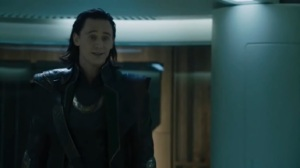 "Tom Hiddleston como ""Loki"" en The Avengers (Los Vengadores)   (Copyright © 2013 Marvel Studios)"