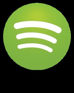 el logo de spotify