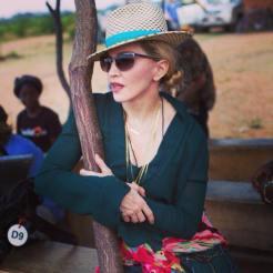 Madonna (Foto tomada de su página oficial de facebook)