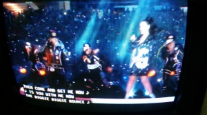 Katy Perry junto a Missy Elliot