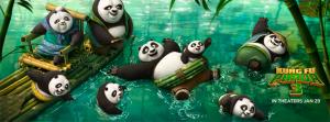 Imagen promocional Kung Fu Panda 3