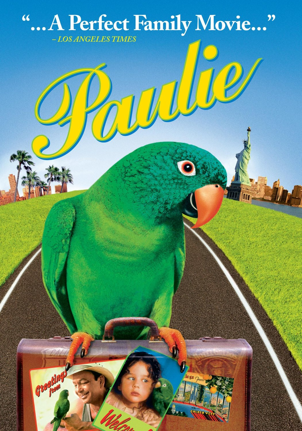 Paulie (2012) Movie