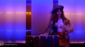 "Screenshot (Toma de pantalla) de ""Bitch Better Have My Money"" de Rihanna."