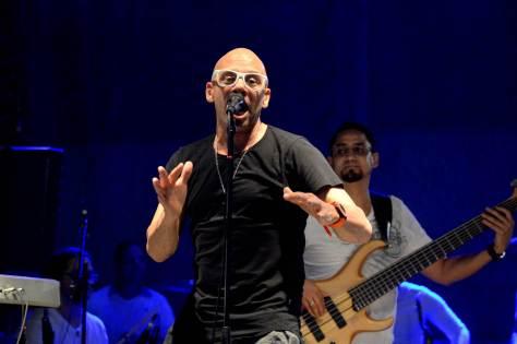 Oscar Serrano de Grupo Mania ( Foto: Archivo/SoundCinemas/Gabriel Rodríguez Acevedo)