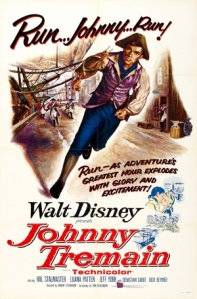 Johnny_Tremain_poster