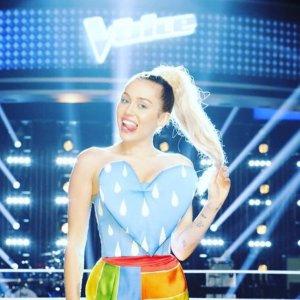 Miley Cyrus (Foto tomada de su Twitter Oficial)