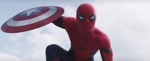 Spider-Man en Captain America 3: Civil War