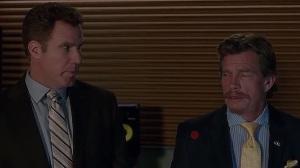 Will Farrell (izq) en una escena de la película de comedia Daddy's Home
