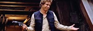 Han solo fue interpretado en la trilogía original por Harrison Ford