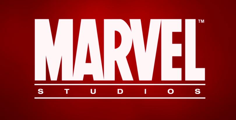 El logo oficial de MARVEL STUDIOS