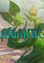 Poster (Cartel promocional) oficial de GIGANTIC