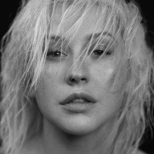 La cantante Christina Aguilera (2018)