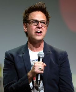 James Gunn ex director de los Guardianes de la Galaxia